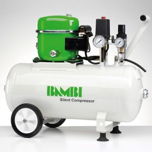 Silent and Super Silent Air Compressors